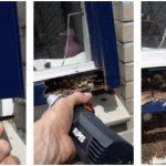 Houtrotreparatie raam particulier