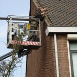 Onderhoud en vervanging van boeidelen en windveren